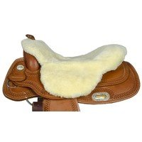 Copriseggio in montone Sheepskin S.Saver